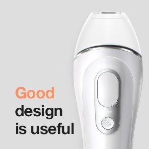 Epilátor Braun Silk-expert Pro 5 MBIPL5 designová edice tlakový senzor