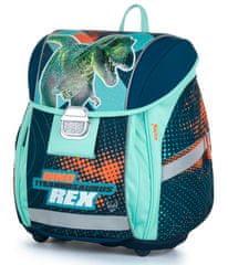 Karton P+P anatomiczny plecak PREMIUM LIGHT Premium Dinosaurus