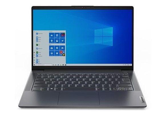 výkonný notebook Lenovo IdeaPad 5 14ITL05 hdmi Bluetooth wifi dlhá výdrž na nabitie moderný dizajn displej výkonný rýchly prenosný ľahký vysoká kvalita displeja skvelé rozlíšenie webová kamera super zvuk
