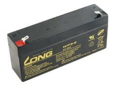 Long Long 6V 3Ah olověný akumulátor F1 (WP3-6)