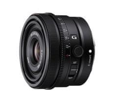 Sony 24 mm F2,8 G (SEL24F28G.SYX) černá