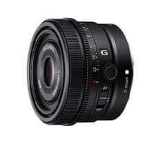 Sony 40 mm F2,5 G (SEL40F25G.SYX) černá
