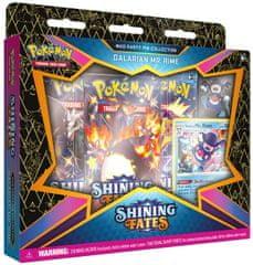 Pokémon TCG: SWSH Shining Fates 4.5 – Pin Box Galarian Mr. Rime