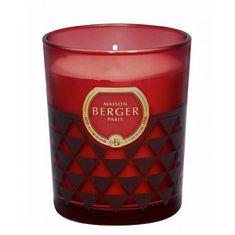 Maison Berger Paris Vonná sviečka Clarity Ambrový prach Amber Powder (Candle) 180 g