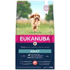 Eukanuba Adult Small & Medium Salmon 2,5 kg