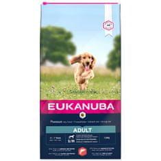 Eukanuba Adult Small & Medium Salmon 12 kg