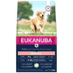 Eukanuba Senior Large & Giant Lamb 2,5 kg