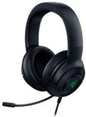 Razer Kraken V3 X gaming slušalke