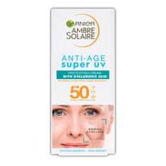 Garnier Ambre Solaire Anti-Age Protect krema, SPF50, 50 ml