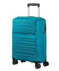 American Tourister Sunside kabinski kofer, 35 l, plavi
