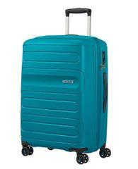 American Tourister Sunside putni kovčeg, 118 l, plava