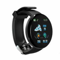 SAMURRAI TOKI chytré fitness hodinky - Červená