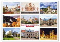 tvorme pohľadnica Banská Bystrica b144