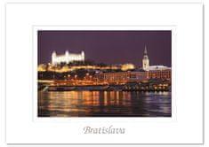 tvorme pohľadnica Bratislava XLIII