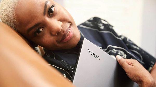 elegantný notebook lenovo yoga slim 7 krásny dizajn prémiové prevedenie wifi ax Bluetooth rýchly chod výkonný procesor ultrarýchly pevný disk ergonomická klávesnica praktický touchpad usb rozhranie thunderbolt poriadna výdrž batérie