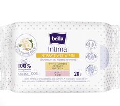 Bella Intímne vlhčené obrúsky Intima