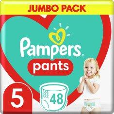 Pampers Pants 5 Junior (12-17 kg) Jumbo Pack 48 kom