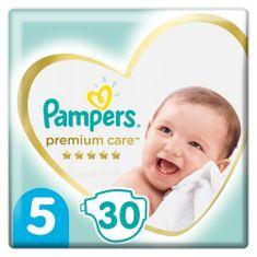 Pampers Premium Care pelenka, Méret 5, 30 db, 11kg-16kg