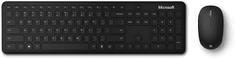Microsoft Bluetooth Desktop set tipkovnice in miške, črna
