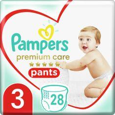 Pampers Premium Care Pants 3 (6-11 kg) 28 db