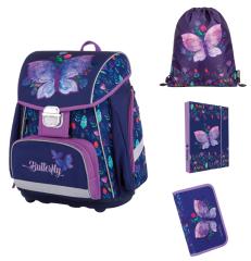 Karton P+P Školní set Premium Motýl