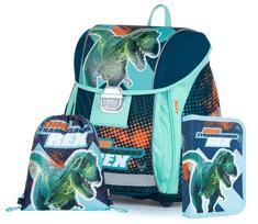 Karton P+P Premium Light Dinosaurus šolski komplet