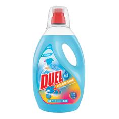 DUEL Color Care tekoči detergent za perilo, 2,6 l