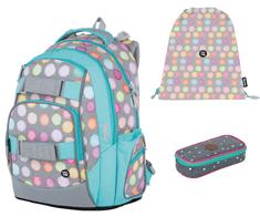 Karton P+P zestaw szkolny OXY Style Mini Dots