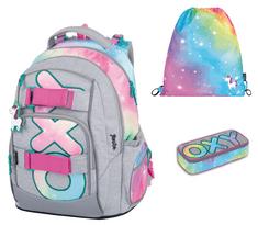 Karton P+P šolski kompet OXY Style Mini rainbow