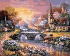 Kouzelný Art Malování podle čísel Letní večer