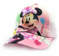 """SETINO Lány baseball sapka BABY """"Minnie egér"""" - világos rózsaszín"""