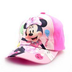"""SETINO Lány baseball sapka BABY """"Minnie egér"""" - sötét rózsaszín"""