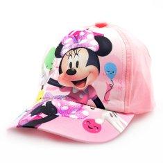 """SETINO Lány baseball sapka BABY """"Minnie egér"""" - rózsaszín"""