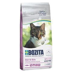 Bozita Feline Hair & Skin - Salmon 2kg NEW
