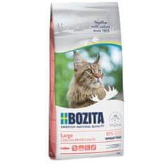 Bozita Feline Large Wheat Free Salmon 10kg NEW