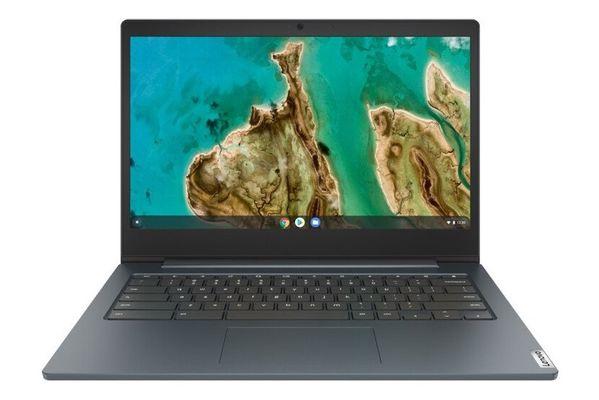notebook  lenovo ideapad 3 chromebook výkonný lehký přenosný wlan bluetooth wifi ac tn displej s vysokým rozlišením hd audio výkonný procesor