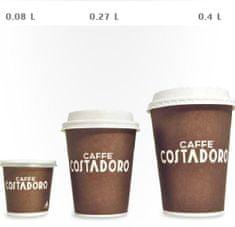 Caffè Costadoro Costadoro Take Away s lids 0,08 L - 100 ks