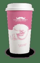 9 Grams Coffee 9GC Take Away 0,5 L - 100 ks