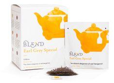Blend tea BLEND Tea Earl Grey Special 15ks