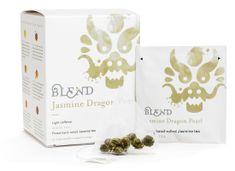 Blend tea BLEND Tea Jasmine Dragon Pearl 15ks