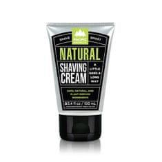 Pacific Shaving Pánský přírodní krém na holení Natural (Shaving Cream) 100 ml