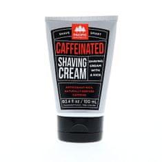 Pacific Shaving Pánský kofeinový krém na holení Caffeinated (Shaving Cream) 100 ml