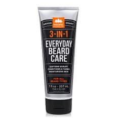 Pacific Shaving Péče o vousy 3 v 1 (Everyday Beard Care) 207 ml