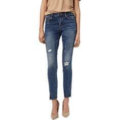 Vero Moda Jeansy damskie VMTILDE Slim Fit 10248143MediumBlueDenim