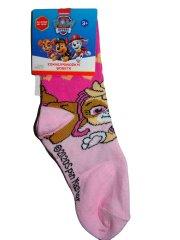 Nickelodeon  Dívčí růžové ponožky Paw Patrol