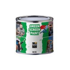 MagPaint GreenScreenPaint, ZELENA MAT barva za scenska ozadja 0.5 litra