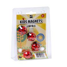 MagPaint Magneti ultra močni Pikapolonica 4/1