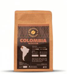 ZrnkovéKávy.sk Kúpeľná pražiareň - Kolumbia - zrnková káva