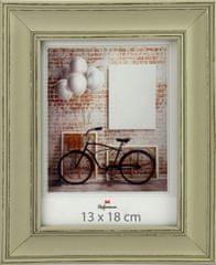Hofmann Foto okvir 13x18 cm, iz lesa, namizni s tačko, 459
