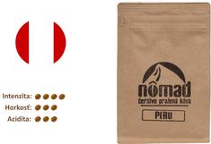 ZrnkovéKávy.sk Nômad Peru Tabaconas - zrnková káva